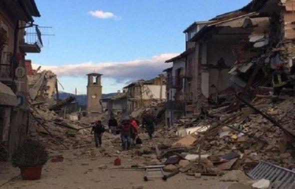 زلزالان يضربان مدينة جوروم التركية