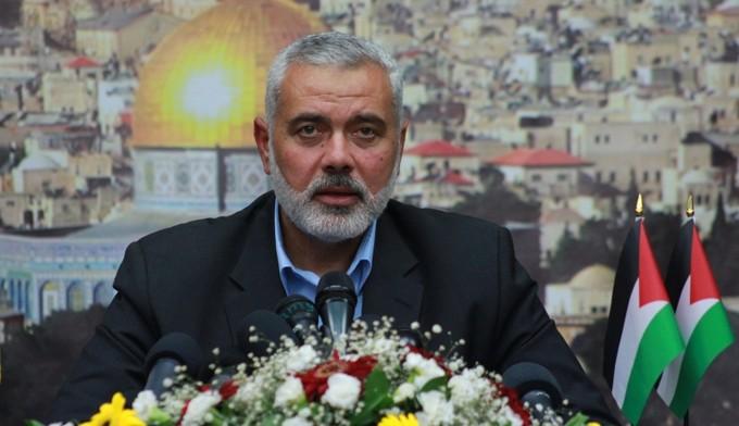 «حماس»: «هنية» يُطلع أمير قطر على اتفاق المصالحة الفلسطينية برعاية مصرية