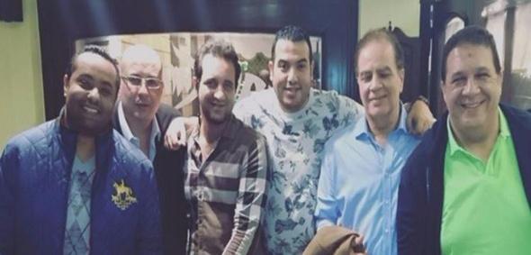 الشباب والرياضة تقبل استقالة مصطفى العماري