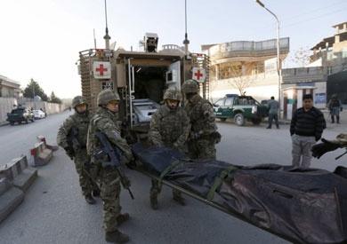 4 قتلى و14 جريحًا في تفجير بقاعدة «باغرام» الأميركية في أفغانستان
