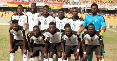 التشكيل الرسمى لمنتخب غانا فى مباراة مصر بتصفيات المونديال