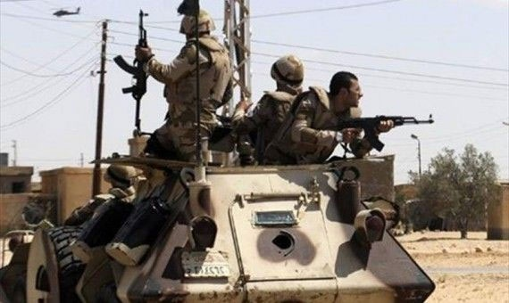قوات إنفاذ القانون تواصل ضرباتها لفلول الإرهاب فى سيناء