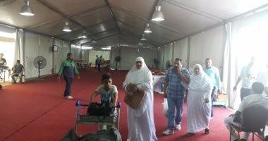 مصر للطيران: دعم المطارات بأكفأ العناصر من العاملين لمساعدة الحجاج