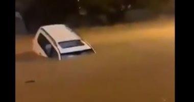 ارتفاع عدد ضحايا السيول والأمطار فى الأردن إلى 10 أشخاص
