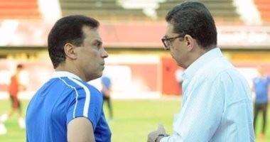 محمود طاهر يحضر مران الأهلى.. وميدو جابر يجرى أشعة على الوتر