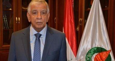 وزير النفط العراقى يعلن إطفاء بئر 72 فى حقل القيارة