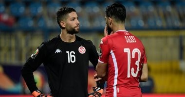 حارس تونس يعتذر للجماهير عن سوء سلوكه فى مباراة غانا