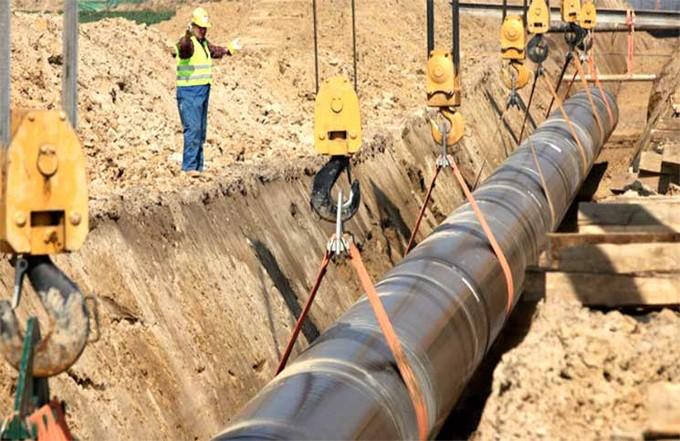مصر تتوصل إلى اتفاق مبدئى مع قبرص لمد خطوط نقل الغاز الطبيعى بين البلدين