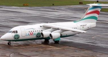رئيس بلدية كولومبية: حادث الطائرة وقع بسبب عطل فنى فى نظام الكهرباء