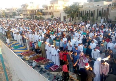 تخفيض حظر التجوال بشمال سيناء ساعتين لأداء صلاة عيد الأضحى