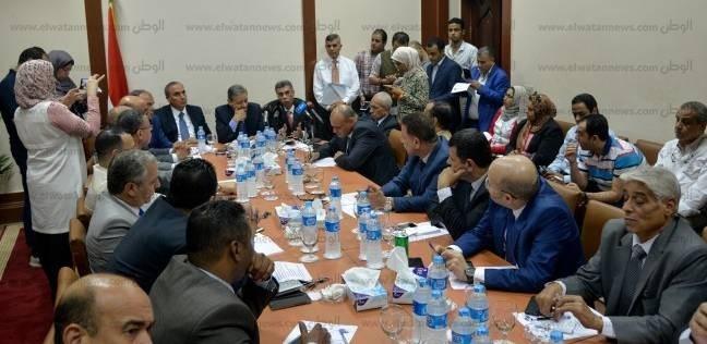 """""""الوطنية للصحافة"""" تعقد اجتماعها الثالث برؤساء تحرير الصحف القومية"""