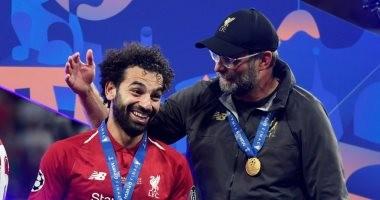التايمز: عقلية كلوب وراء ندرة غياب محمد صلاح عن المشاركة مع ليفربول