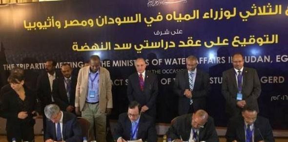 وزير الري السوداني يصل القاهرة لبحث ملف سد النهضة