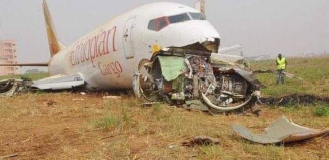 موقع يرصد سبب سقوط الطائرة الإثيوبية.. واتهامات لشركة بوينج