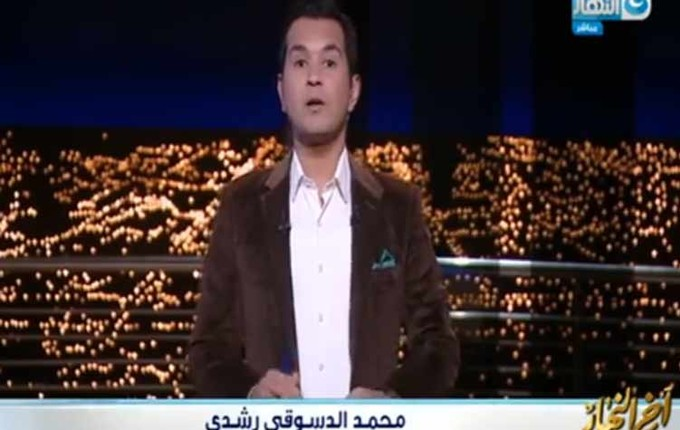 """فيديو.. الدسوقي رشدي مهاجمًا يوسف زيدان : """"غاوي شهرة"""""""