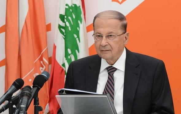 """بالصور.. تعرّف على """"ميشال عون"""" الرئيس الـ 13 للبنان"""