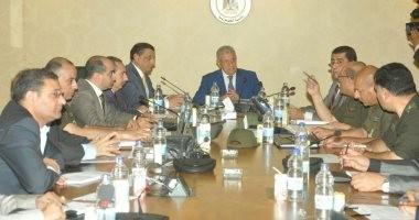 أراضى الدولة: نقل ولاية 7 آلاف فدان بعرب أبو ساعد لمحافظة الجيزة لتقنينها