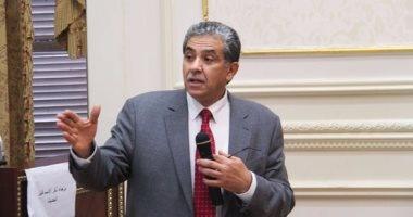 وزير البيئة يلقى كلمة مصر فى مؤتمر التغيرات المناخية بمراكش