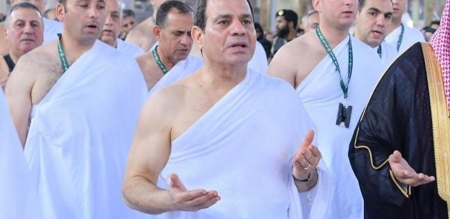 منهم السيسي.. 3 رؤساء يؤدون مناسك العمرة على هامش قمم مكة
