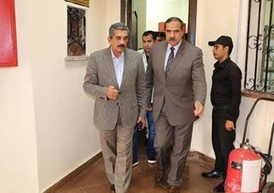 مساعد وزير الداخلية يشدد على استمرار الحملات لضبط الشارع بجنوب سيناء