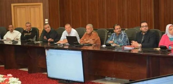 انعقاد الاجتماع الدوري للجنة الفرعية لمكافحة الفساد بالبحر الأحمر