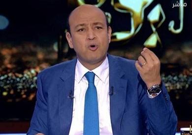 عمرو أديب يطالب بنظرة مخففة تجاه فريق مسرحية «سليمان خاطر»