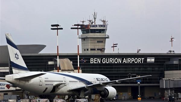 هجوم على إسرائيل.. روسيا تعطل أنظمة الطائرات فوق مطار بن جوريون