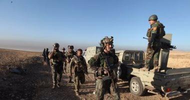 """القوات العراقية تقتحم ناحية """"حمام العليل"""" جنوب الموصل لتحريرها من داعش"""