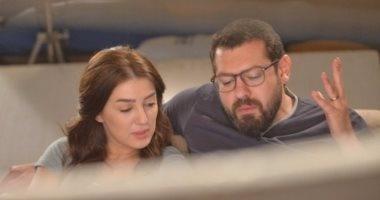 محدش سايب حد فى حاله.. شائعات حول زواج عمرو يوسف وكندة علوش