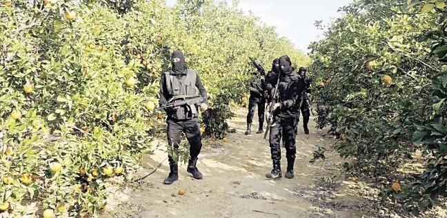 عاجل| مقتل 16 إرهابيا في تبادل إطلاق نار مع الشرطة بالعريش