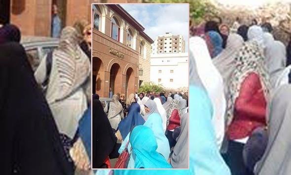 ممرضات طنطا الجامعي يضربن عن العمل للمطالبة بالمساواة بالإداريين