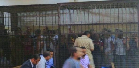 """عاجل  السجن المؤبد لـ8 متهمين في """"داعش القاهرة """""""