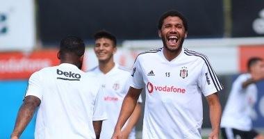 محمد الننى فى قائمة بشكتاش لأول مرة ضد غازى عنتاب بالدوري التركي