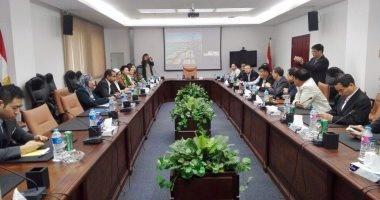 المنطقة الاقتصادية لقناة السويس تستقبل وفدًا من الشركات الصينية