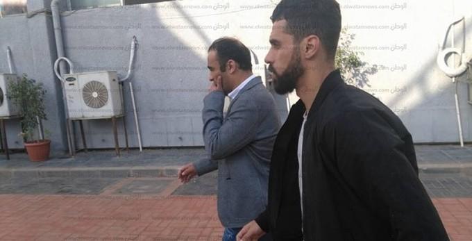 """عاجل  بالصور.. سيد عبد الحفيظ يصطحب """"السعيد"""" لتوثيق عقده"""