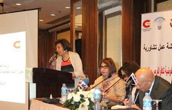 «نساء مصر» يطرح مسودة قانون يناهض التمييز (صور)