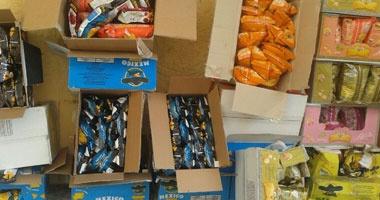 ضبط كميات من الأغذية الفاسدة فى حملة بالدقهلية