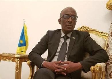 سفير رواندا بالقاهرة: السيسي يعتز بإفريقيا ويكمل مسيرة عبد الناصر