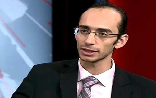 """شاهد.. محمد عبدالعزيز لـ""""البرادعي"""": أنت كاذب"""
