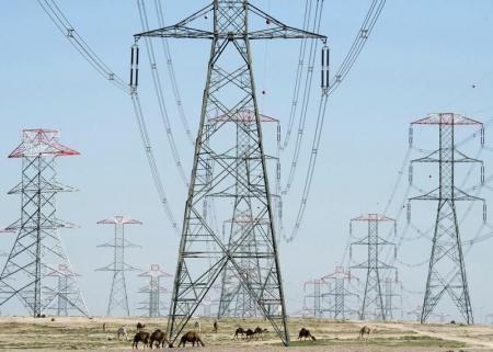 أحمال الكهرباء المتوقعة اليوم 24000 ميجاوات