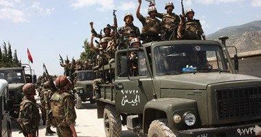 الجيش السورى يسيطر بشكل كامل على منطقة مساكن هنانو فى مدينة حلب