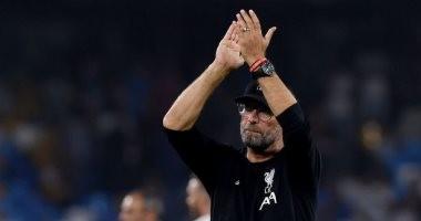 كلوب يرشح نابولى للتتويج بدوري أبطال أوروبا بعد الفوز على ليفربول