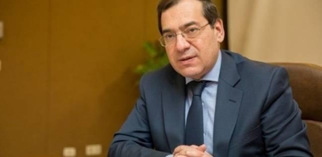 وزير البترول: مصر تحقق الاكتفاء الذاتي من الغاز الطبيعي خلال 2018