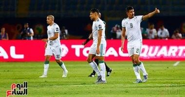 الجزائر بالأبيض ونيجيريا بالأخضر فى نصف نهائى امم افريقيا 2019