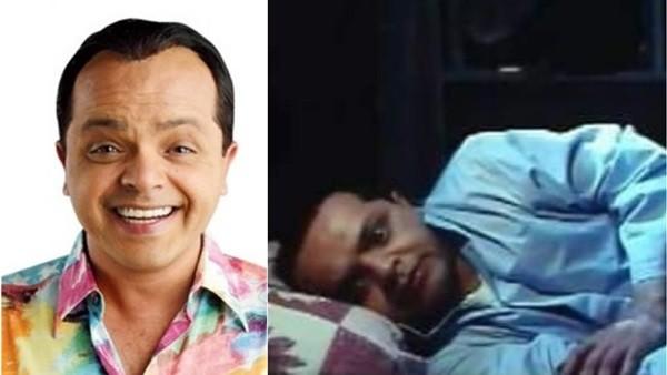 رد فعل محمد هنيدي بعد هزيمة الزمالك من المصري