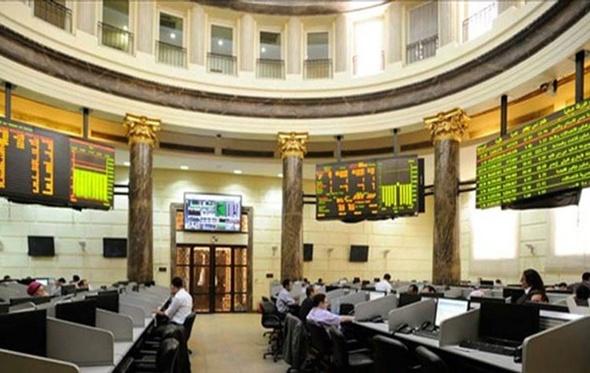 """مؤشر البورصة الرئيسي يرتفع 21.3% في """"أسبوع التعويم"""""""