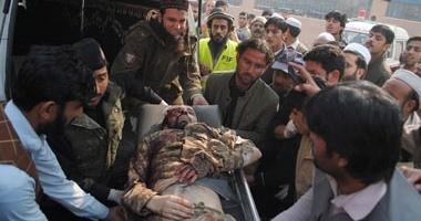 قتلى فى هجوم انتحارى فى العاصمة الأفغانية يستهدف قافلة