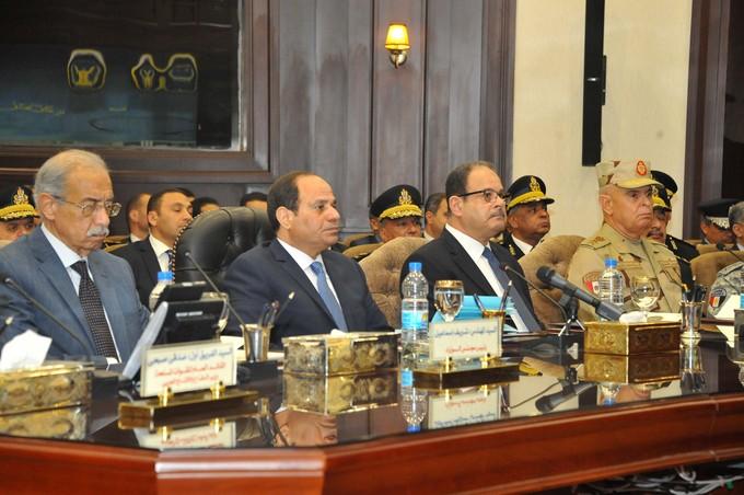 بالفيديو والصور.. السيسي يدعو المصريين للمشاركة في انتخابات الرئاسة