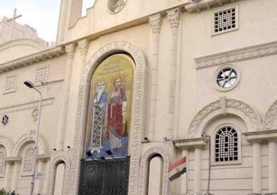 إصابة «حارس» كنيسة القديسين بـ«مطواة» على يد مجهول