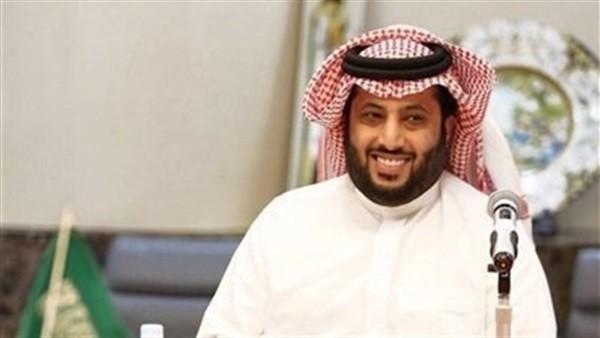 بعد وصوله إلى مصر.. الجمهور يحتفي بـ تركي آل الشيخ على طريقته الخاصة| شاهد